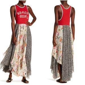 FP Beachwood Maxi Dress size M NWT